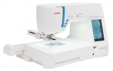 Machine à coudre, broder, quilter JANOME Skyline S9