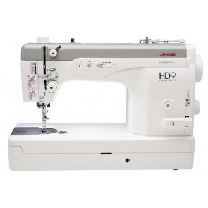 Machine à coudre professionnelle JANOME HD9 Professional